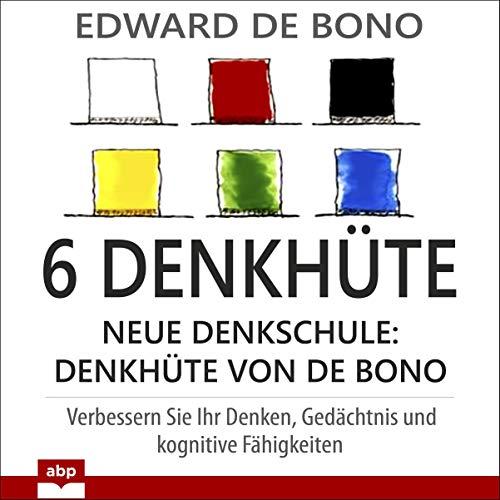 6 Denkhüte cover art