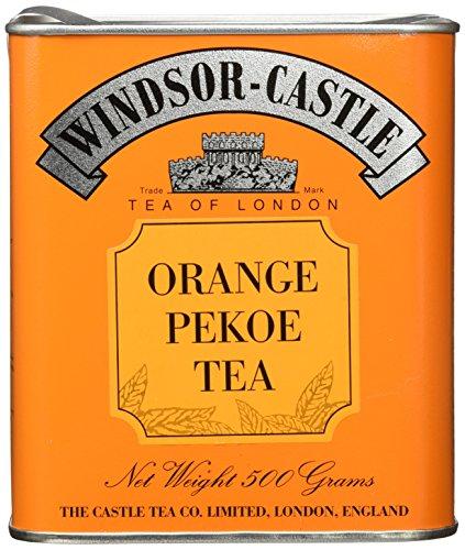 Windsor Castle Orange Pekoe Tea, Dose, 500 g