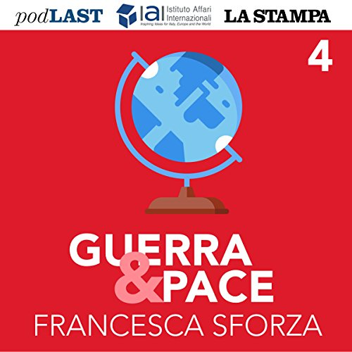 La questione iraniana (Guerra & Pace 4) audiobook cover art