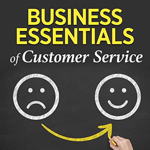 Business Essentials of Customer Service cover art