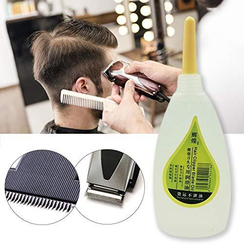50 Ml Clipper Oil Für Haarschneider Scherkopf Öl Für Haarschneidemaschinen Clipper Ölschneider Friseur Schere Schmiermittel Reparieren, Um Eine Oxidation des Salons Zu Verhindern