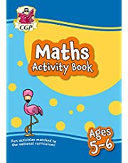 New Maths Activity Book for Ages 5-6: Perfect for Catch-Up and Home Learning
