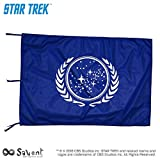 Savent Star Trek Flagge Offizielle CBS – United Federation of Planets Blue