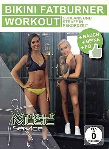 Various: Bikini Fatburner Workout-Bauch,Beine,Po