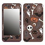 Disagu SF-106204_1210 Design Folie für Wiko Sunset - Motiv Halloweenmuster 02