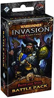 Warhammer Invasion LCG: Faith and Steel Battle Pack