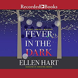 Fever in the Dark audiobook cover art