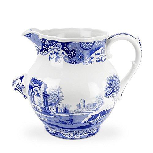 Portmeirion Home & Gifts Carafe à Lait Bleu/Blanc