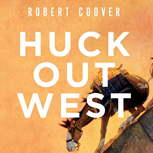 Huck Out West Titelbild