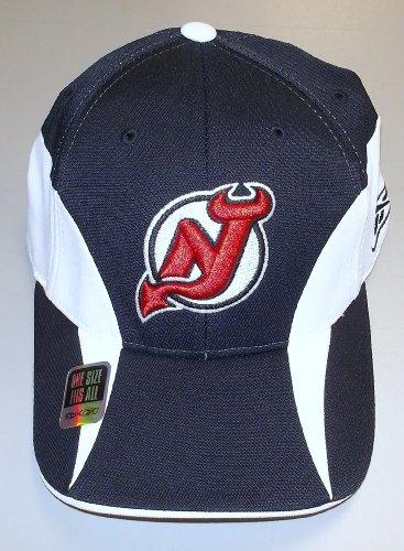 Reebok New Jersey Devils Center Ice Gorra de práctica