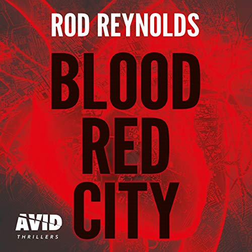 Blood Red City cover art