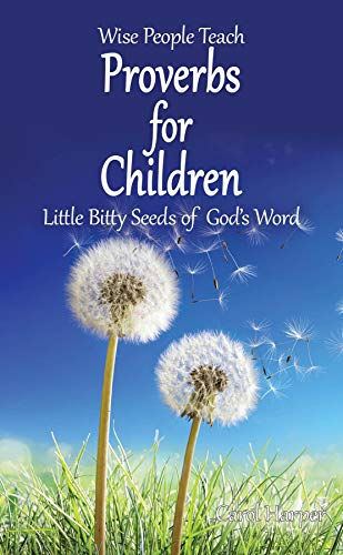 Proverbs for Children (English Edition)