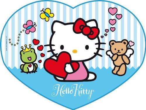 Clementoni – Puzzle Hello Kitty de 250 pièces