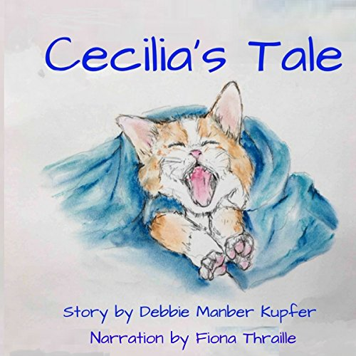Cecilia's Tale audiobook cover art