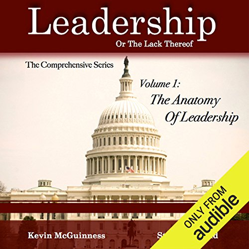 The Anatomy of Leadership, Volume 1 audiobook cover art