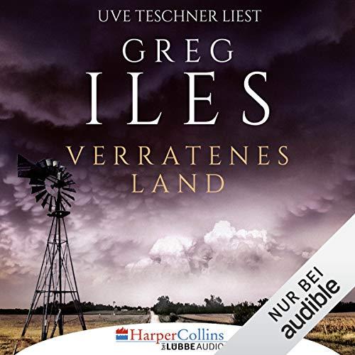 Verratenes Land audiobook cover art