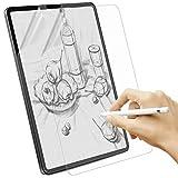 Sross 2 Stück Schutzfolie für iPad Air 4, Paper Feel Bildschirmschutz für iPad Pro 11, Paper-Like Matte Display Folie Displayschutzfolie für ipad Air 4 10.9' 2020 (Transparent) (Transparent)