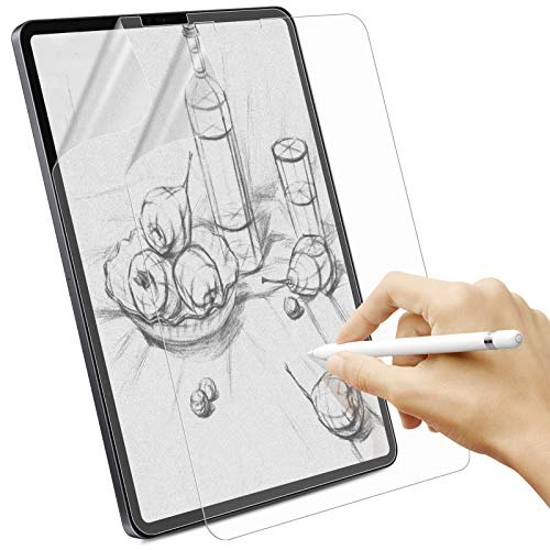 Sross 2 Stück Schutzfolie kompatibel mit iPad Air 4, Paper Feel Bildschirmschutz für iPad Pro 11, Paper-Like Matte Display Folie Displayschutzfolie für ipad Air 4 10.9