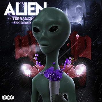 Alien (feat. Terrance Escobar)