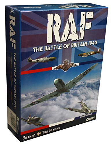 Decision Games RAF: The Battle of Britain 1940 - Deluxe Edition