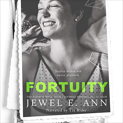 Fortuity: A Standalone Contemporary Romance cover art