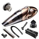 ハンディクリーナー サイクロン おしゃれ 充電台 乾湿 ハンディ掃除機 コードレス 強力UENO-mono SUIRYU(吸龍) 12点セット 小型掃除機