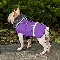 ドッグジャケット屋外防水ドッグジャケット厚手の暖かいドッグジャケット、中小型のペット服に適しています3XL