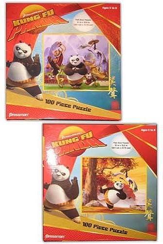Kung Fu Panda Puzzle - 100 Teile