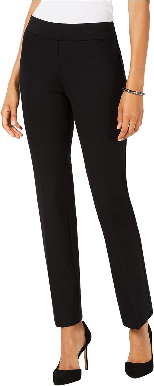 Kasper Womens Compression Casual Trouser Pants