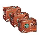 Starbucks Coffee K-Cup Pods, Breakfast Blend, 32 CT (3 Pack)