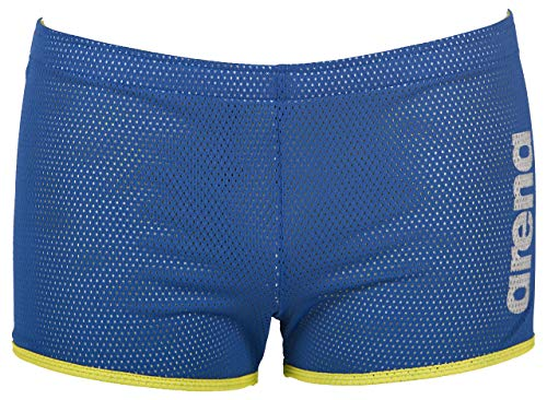 Arena Square Cut DraSuit, Accessori da Allenamento Costume Frenante Unisex Adulto, Blu (Royal), L