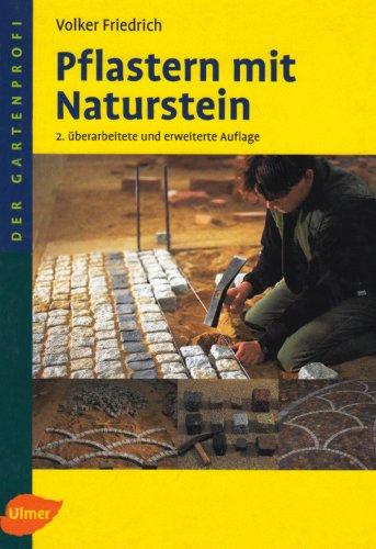 Pflastern mit Naturstein