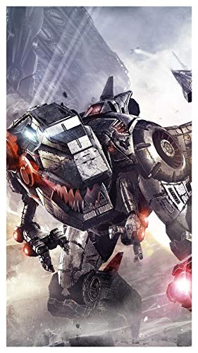 ZGPTOP Rompecabezas Transformers Bumblebee Optimus Prime Puzzle Rompecabezas Regalo para Niños Adultos 300/500/1000/1500 Piezas, 2 Estilos (Color : B, Size : 1500P)