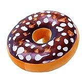 Nunubee Zierkissen Dekorative Donuts Kopfkissen PP Baumwolle Sofakissen Dekokissen Schaumstoff...