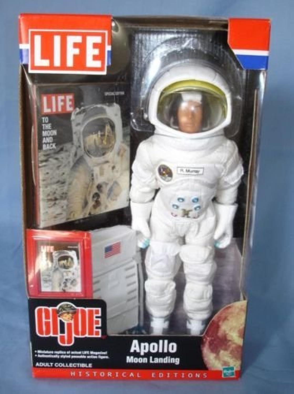 Centro comercial profesional integrado en línea. 2002 G.I. Joe ASTRONAUT ASTRONAUT ASTRONAUT 12 Apollo Moon Landing Life Magazine MIB by G. I. Joe  genuina alta calidad
