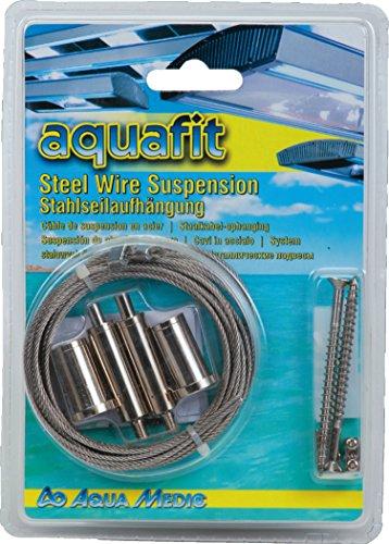 Aqua Medic Aquafit Acero Cuerda Suspensión