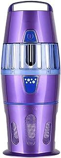 Leilims Ninguno de Marca Trampa del Mosquito LED UV Luz del Insecto Asesino eficaz e Inteligente Trampa for Mosquitos colector de Cubierta 404 * 165mm (Color : Purple)