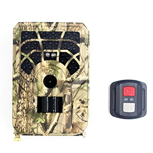 Peahog WIFI Outdoor Wildlife Tracking Macchina Fotografica di Visione Notturna Videocamera Portatile Camouflage Videocamera