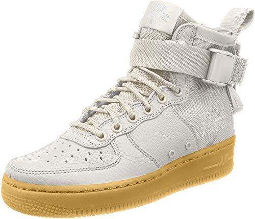 Nike W SF Af1 Mid, Scarpe da Fitness Donna, Vast Grey Vast Grey, 37.5 EU