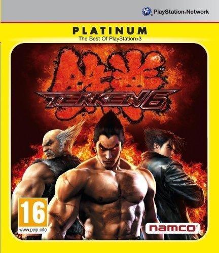 Tekken 6 - platinum
