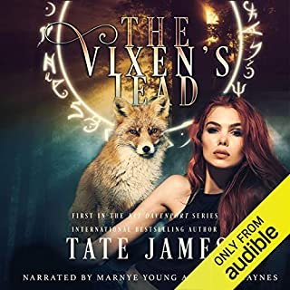 The Vixen's Lead audiobook cover art