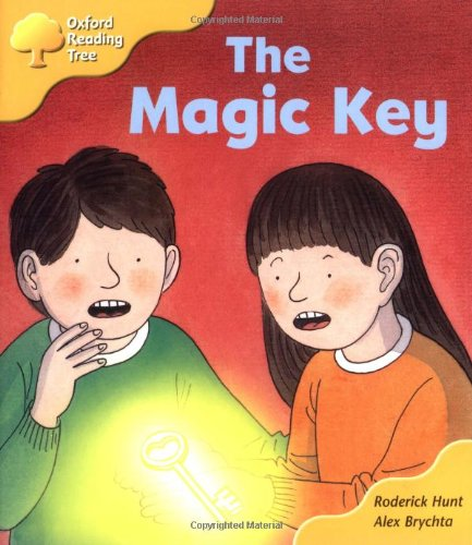 Oxford Reading Tree: Stage 5: Storybooks (Magic Key): The Magic Keyの詳細を見る