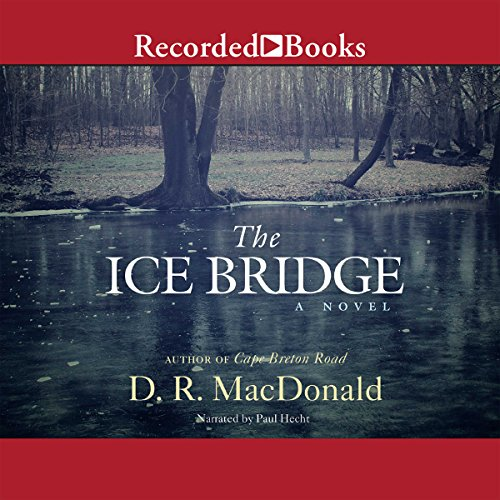 The Ice Bridge audiobook cover art