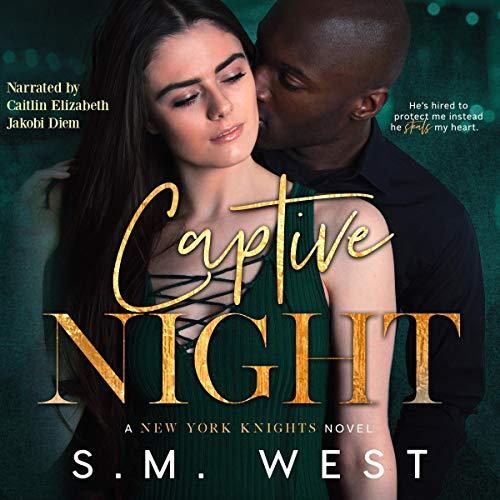 Captive Night cover art