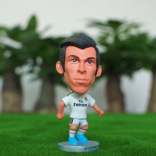 KODOTO - Figura deportiva oficial de Gareth Bale en la camiseta del...