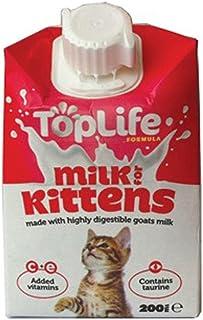 Toplife Formula kattunge mjölk 200 ml
