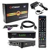 HB-DIGITAL Mini HD DVB-S2 SAT + IPTV Receiver Octagon SX88+ SE WL + HDMI Kabel (USB HDMI WLAN WiFi SPDIF Ethernet Satellit 1080p Stalker Xtream m3u YouTube h.265 HEVC MKV DLNA Media Player Full HD)
