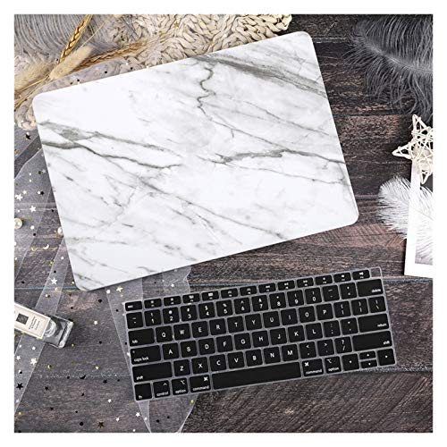 GZA Leather/Cloth Case for Macbook Air 13 A2338 M1 A2179 A2337 A1932 Pro 13 15 A2159 A1466 A1708 Hard Cover+Keyboard Cover (Color : J346, Size : Pro 13 A1708)
