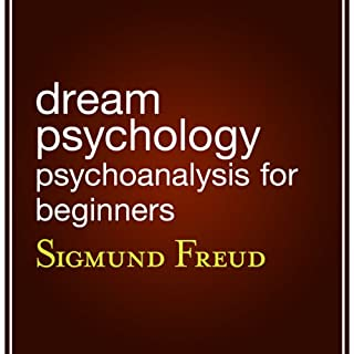 Dream Psychology cover art