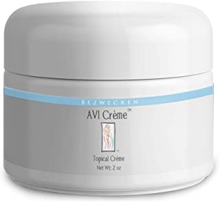 Bezwecken – AVI Creme – 2oz Creme – Professionally Formulated Vaginal Yeast Infection Support – Safe, Natural, Paraben Fre...